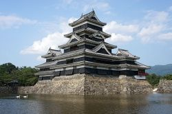Matsumoto Castle, built in 1504