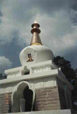 Kalachakra Stupa