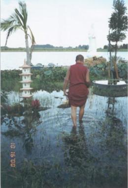 Tulku Jampa Rinpoche
