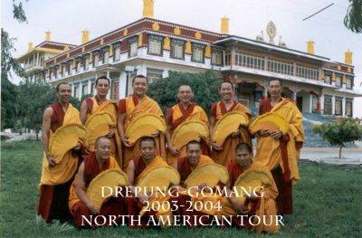Drepung Gomang MonksTour