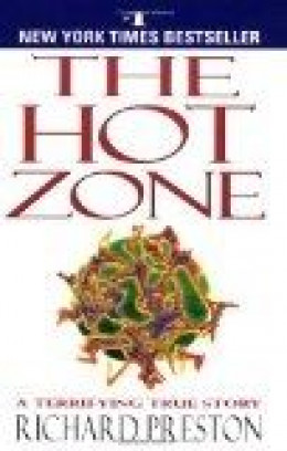 """""""The Hot Zone"""" a MUST Read Prior to Watching the Movie """"Outbreak"""""""