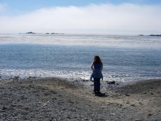Coastline - Photo by BlueObsidian