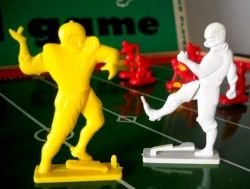 ModObjects Football game vintage on etsy