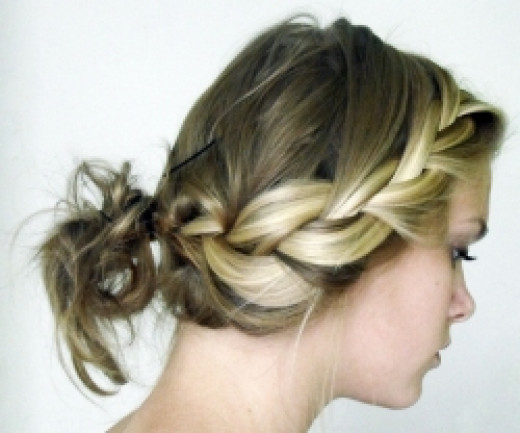 Second Day Hair. Image thanks to Kennedy Garrett