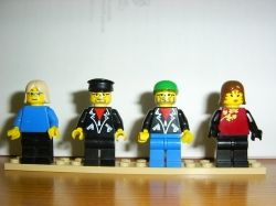 family minifigs