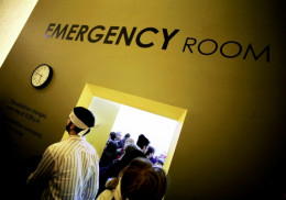 The emergency room - not just for emergencies.