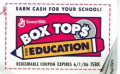 Where to Find Box Tops for Education