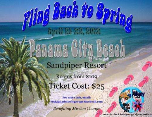 Fling Back to Spring!