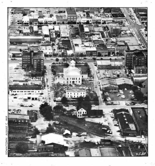 Albany in 1959