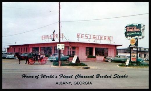 Davis Bros restaurant
