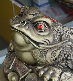 Chan Chu the Wealth Toad