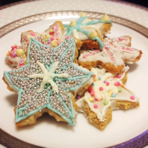 vegan sugar cookies