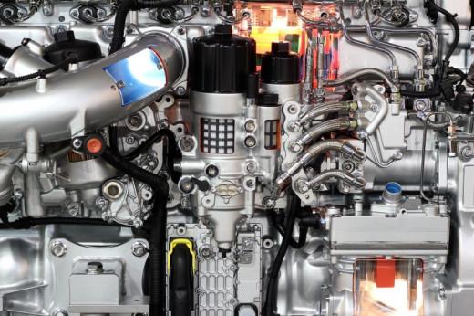 Motor detailing