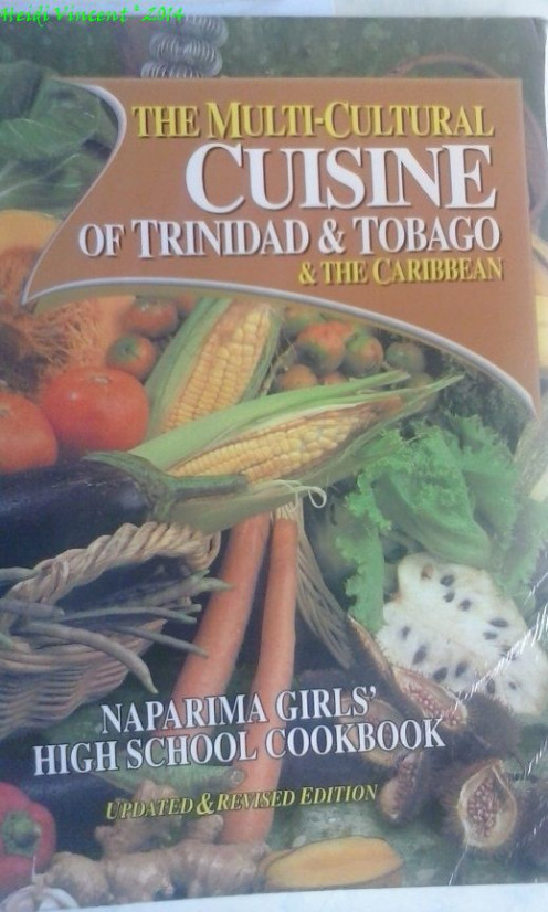 Authentic Caribbean Cookbook and Recipes
