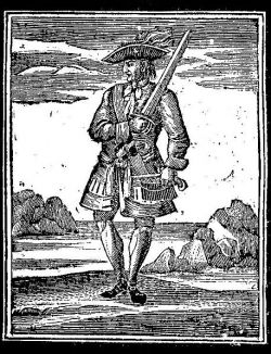 An 18th Century Woodcut