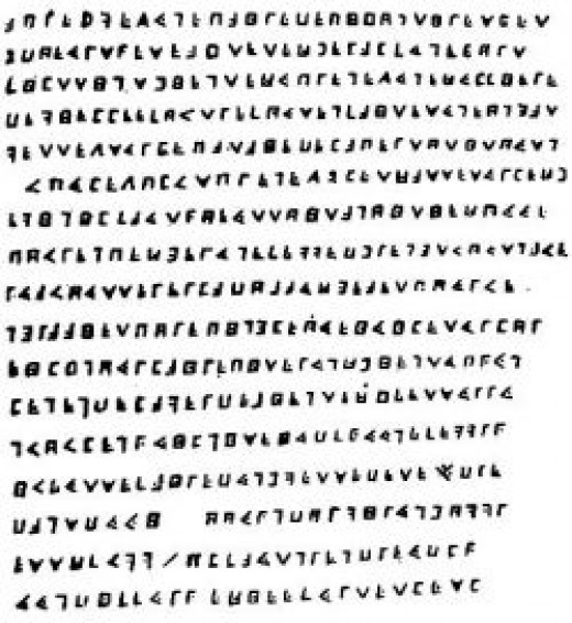 The Cryptogram of La Buse