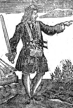 An Early 18th Century Engraving