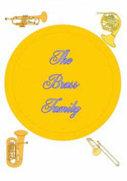 Orchestra: Brass Family Lapbook Unit