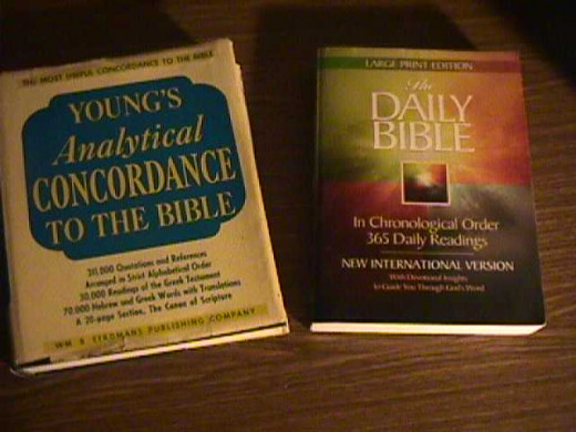 These are two of my favorite books about the Holy Bible.  One is a quick research source, while the other sets the scene for what is written. I recommend them both.