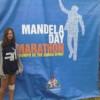 Inaugural Mandela Day Marathon 2012