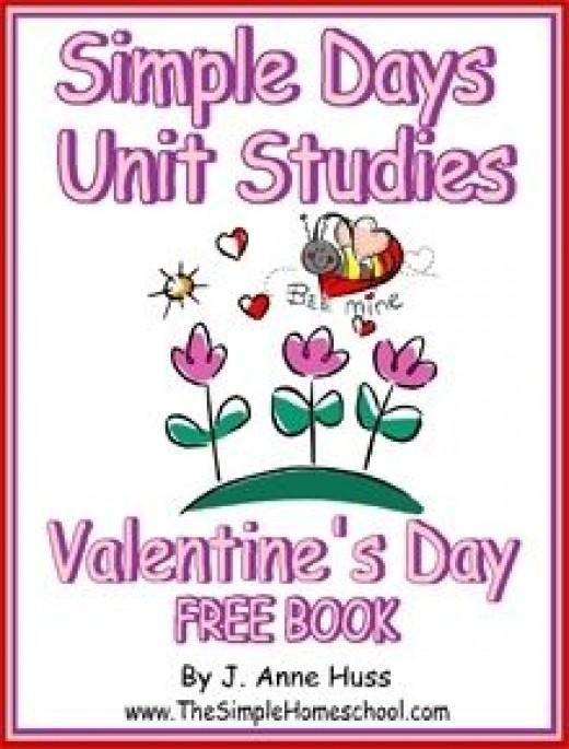 Valentine's Day Unit Study