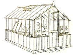 My greenhouse.