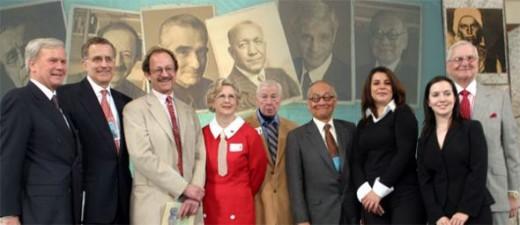 2004 Ellis Island Family Herited Award Honorees
