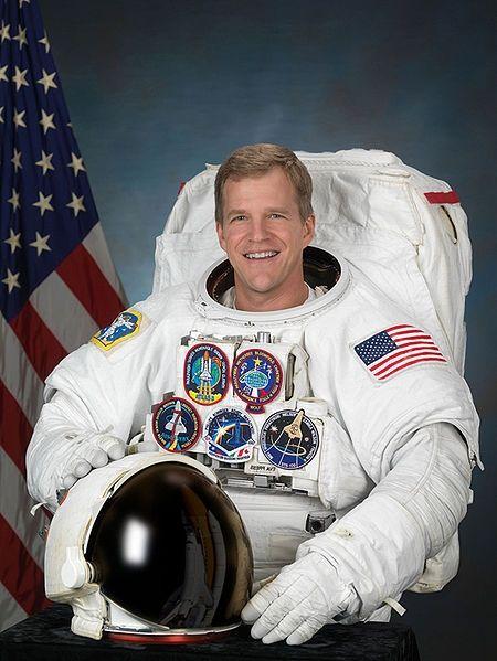 Astronaut: Dr. Scott Parazynski