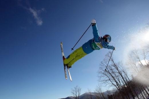 Chloe Dufour-LaPonte - flyin' high.