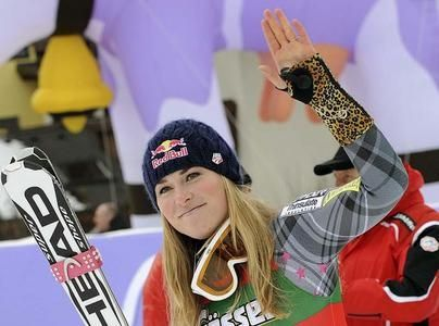 Ashleigh McIvor of Whistler, B.C. had an amazingly successful season last year and is presently the World Champion.