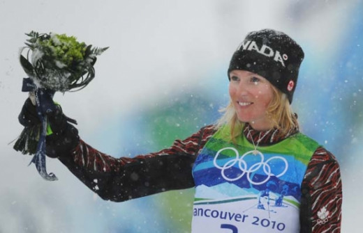 Ashley McIvor - Gold - Ski Cross -  Feb.22, 2010