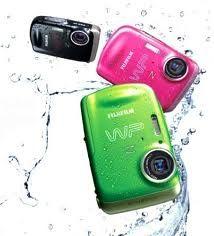 waterproof camera, waterproof digital camera, digital camera, travel