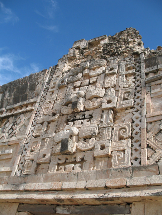 More ornate carvings that tell a story