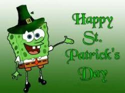 green goblin, saint patricks day