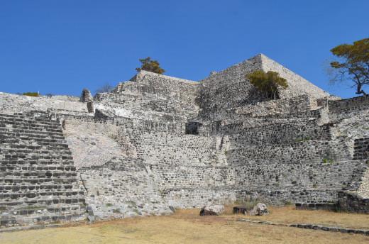 Xochicalco 2014