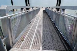 Aluminium Pier
