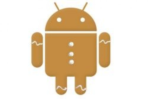 Google Android Gingerbread 2.3