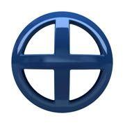 Circle/cross symbol