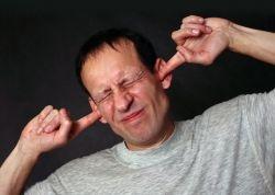 Voluntary deafness