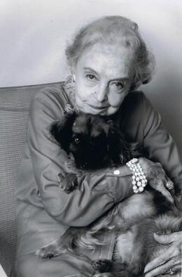 Lillian Gish in Paris - 1983