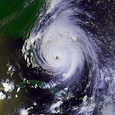 Hurricane Floyd September 14th