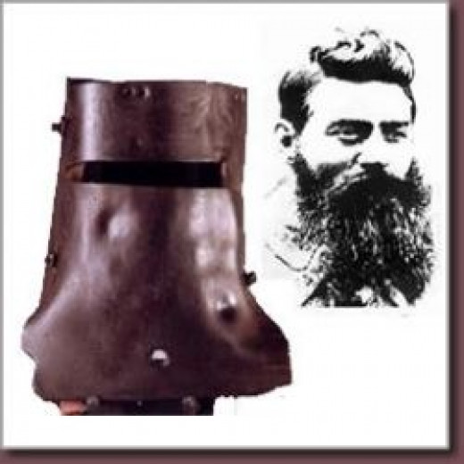 Ned Kelly from Jail records