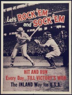 Lets rock em and sock em