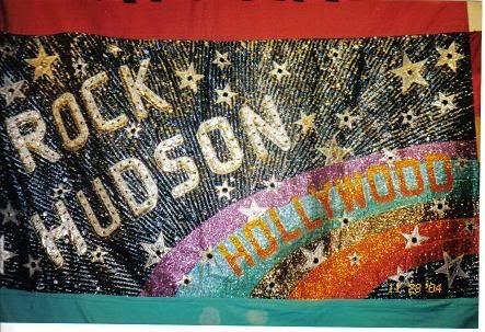 Rock Hudson Aids Quilt