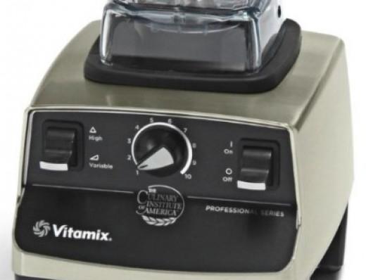 vitamix 1709 controls