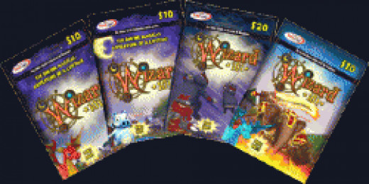 wizard101-prepaid-game-cards