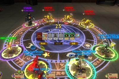 Wizard101 Battle