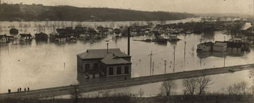 images of flood