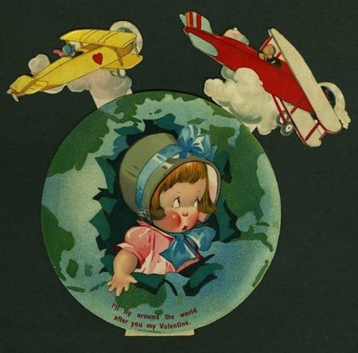 1920 Charles Twelvetrees Valentine