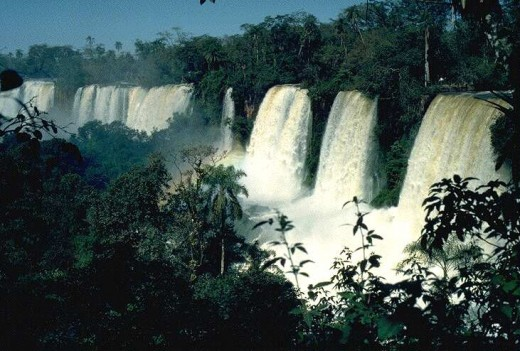 Water fall of kerala